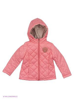 Куртка BOOM. Цвет: лиловый, бежевый