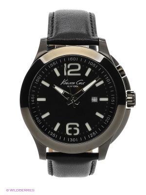 Часы наручные Kenneth Cole. Цвет: черный