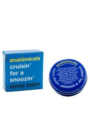 Anatomicals Ночной бальзам Cruisin For A Snoozin. Цвет: бесцветный