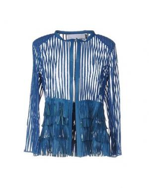 Куртка CABAN ROMANTIC. Цвет: синий