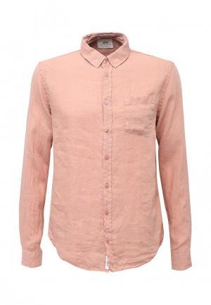 Рубашка Harris Wilson. Цвет: коралловый