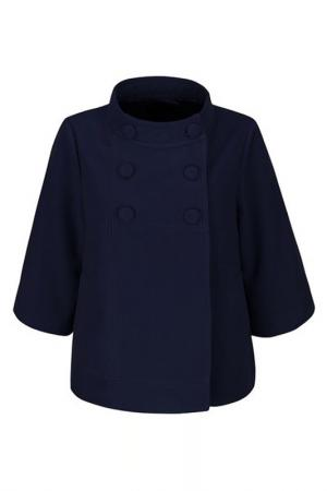 Пальто FEVER LONDON. Цвет: синий