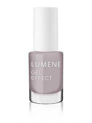 Лак для ногтей с гелевым эффектом № 30 Lumene. Цвет: серый