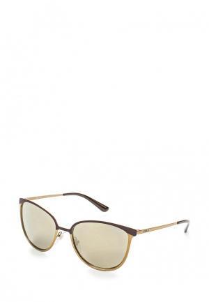 Очки солнцезащитные Vogue® Eyewear. Цвет: желтый