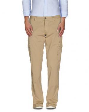 Повседневные брюки NICHOL JUDD. Цвет: песочный