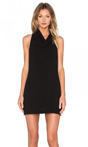Платье monica Backstage. Цвет: черный