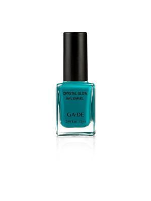 Лак для ногтей №.530 BISCAY BAY GA-DE. Цвет: бирюзовый