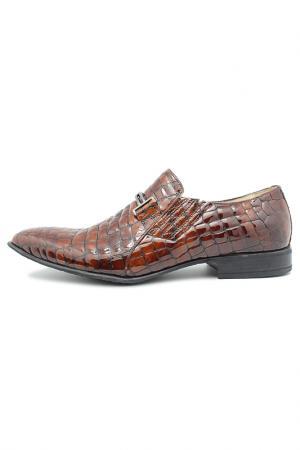 Туфли Etor. Цвет: хорасан, коричневый