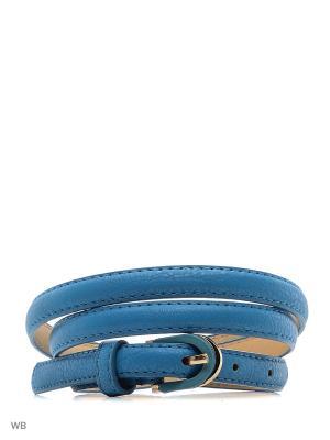 Ремни Stilmark. Цвет: голубой