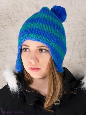 Шапка Nikita. Цвет: голубой, синий
