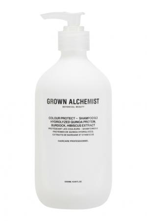 Шампунь для окрашенных волос 0.3 Colour Protect 500ml Grown Alchemist. Цвет: multicolor