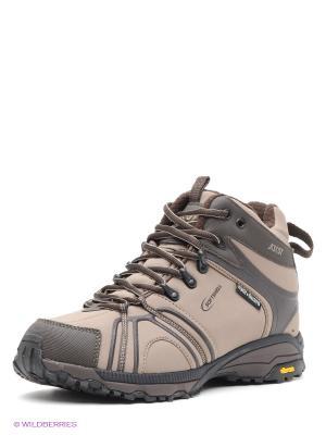 Мембранные ботинки Ascot. Цвет: темно-бежевый, темно-коричневый