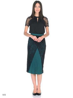 Блузка Isabel Garcia. Цвет: черный