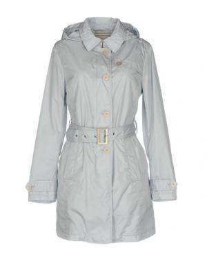 Легкое пальто JAN MAYEN. Цвет: небесно-голубой