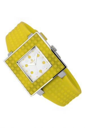 Quartz watch Burgmeister. Цвет: жёлтый