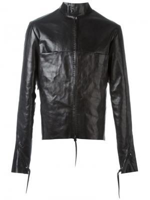 Куртка на молнии Ma+. Цвет: чёрный