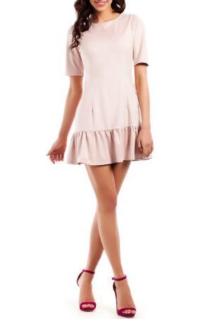 Платье Moe. Цвет: light pink