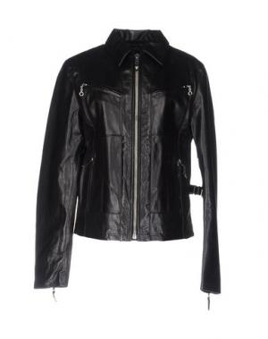 Куртка HTC. Цвет: черный