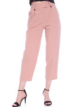 TROUSERS Emma Monti. Цвет: light pink