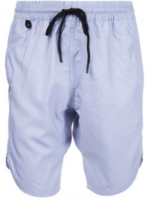Классические плавательные шорты Publish. Цвет: синий