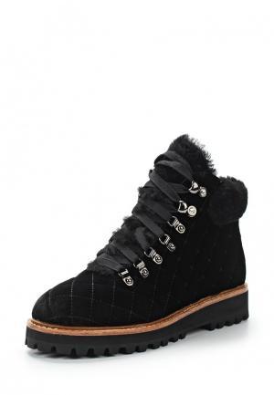 Ботинки Lola Cruz. Цвет: черный