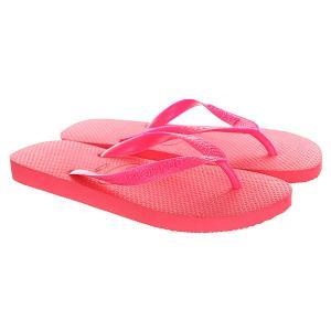 Вьетнамки  Top An Pink Havaianas. Цвет: розовый