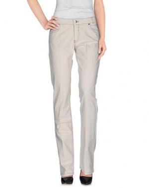 Повседневные брюки BROOKSFIELD. Цвет: слоновая кость