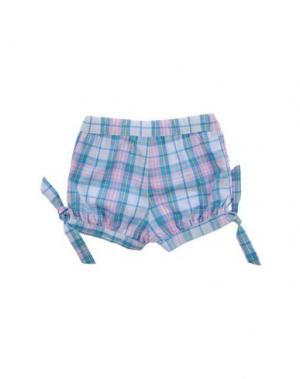 Повседневные брюки MIRTILLO. Цвет: розовый