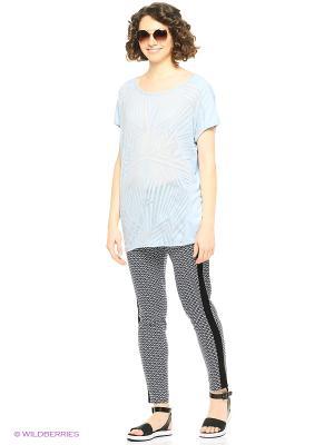 Блузка Reserved. Цвет: светло-серый, белый