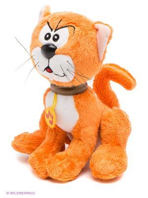Мягкая игрушка Кот Азраэль Мульти-пульти. Цвет: оранжевый