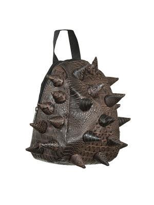 Рюкзак (ланч бокс) MadPax. Цвет: коричневый