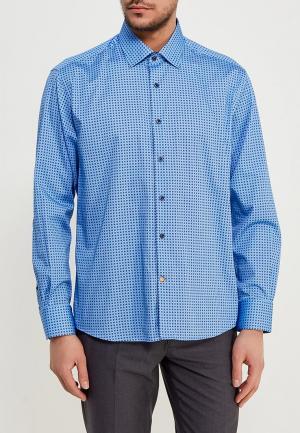 Рубашка Kanzler. Цвет: голубой