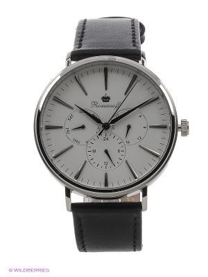 Часы наручные Romanoff. Цвет: черный
