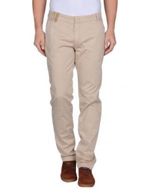 Повседневные брюки SAN FRANCISCO. Цвет: бежевый
