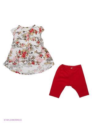 Комплект одежды Baby Boom. Цвет: красный