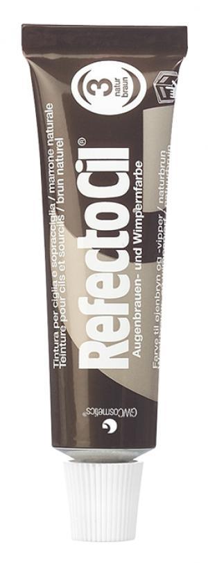 Окрашивание бровей Refectocil Коричневый. Цвет: коричневый