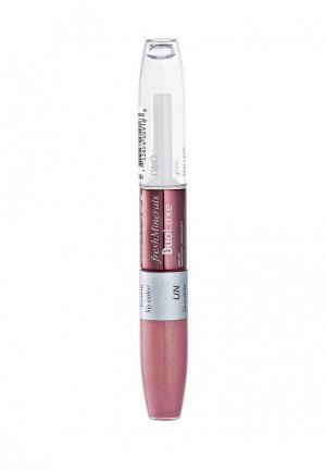 Блеск для губ freshMinerals. Цвет: розовый