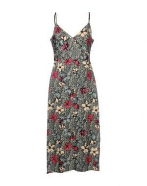 Платье длиной 3/4 NICE THINGS by PALOMA S.. Цвет: цвет морской волны