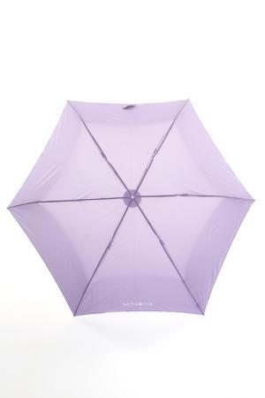 Зонт Samsonite. Цвет: фиолетовый