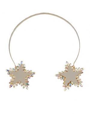 Ожерелье LISA C BIJOUX. Цвет: золотистый