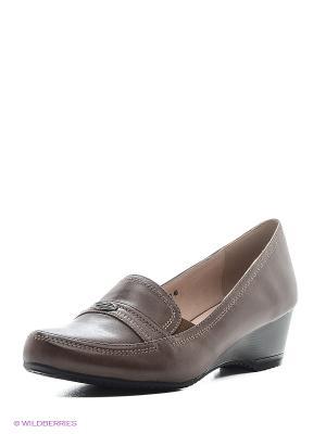 Туфли Covani. Цвет: коричневый