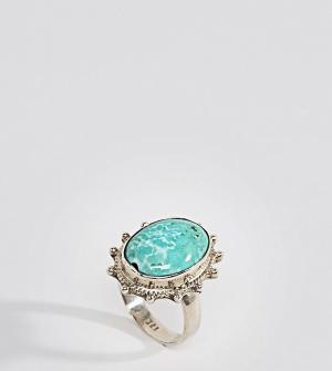 Rock 'N' Rose Серебристое кольцо N. Цвет: серебряный