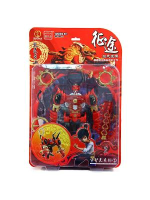 Робот VELD-CO. Цвет: красный
