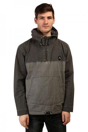 Анорак  Surf Jacket Tarmac Quiksilver. Цвет: серый