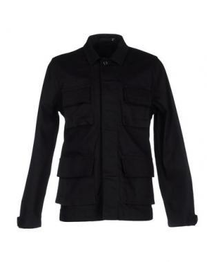 Джинсовая верхняя одежда BLK DNM. Цвет: черный