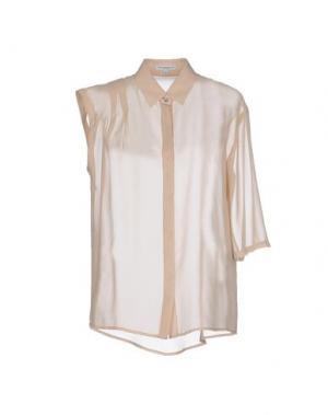 Pубашка COSTUME NEMUTSO. Цвет: бежевый