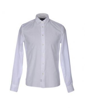 Pубашка BLAUER. Цвет: белый
