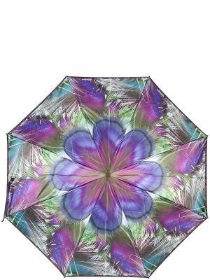 Зонт Eleganzza. Цвет: фиолетовый, синий, темно-зеленый