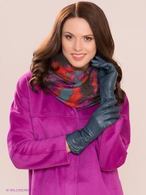 Перчатки Dali Exclusive. Цвет: морская волна