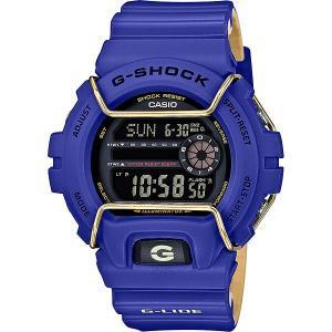 Кварцевые часы Casio G-shock 67585 Gls-6900-2e. Цвет: фиолетовый